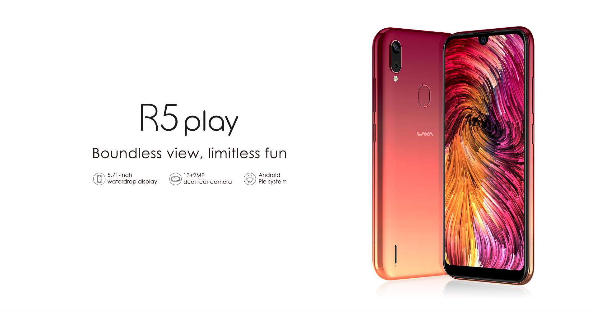 R5 play-Boundless view, limitless fun